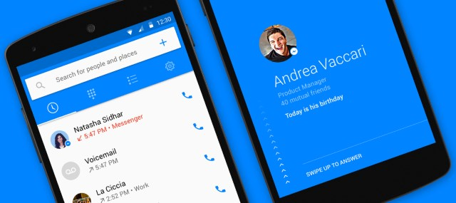 Facebook's Hello app tells you who's calling before you pick up