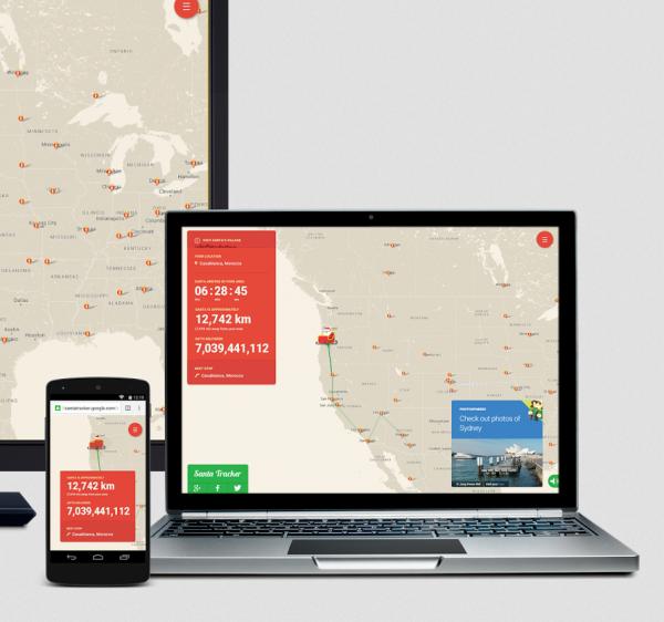 Google makes Santa Tracker open source on GitHub -- will you