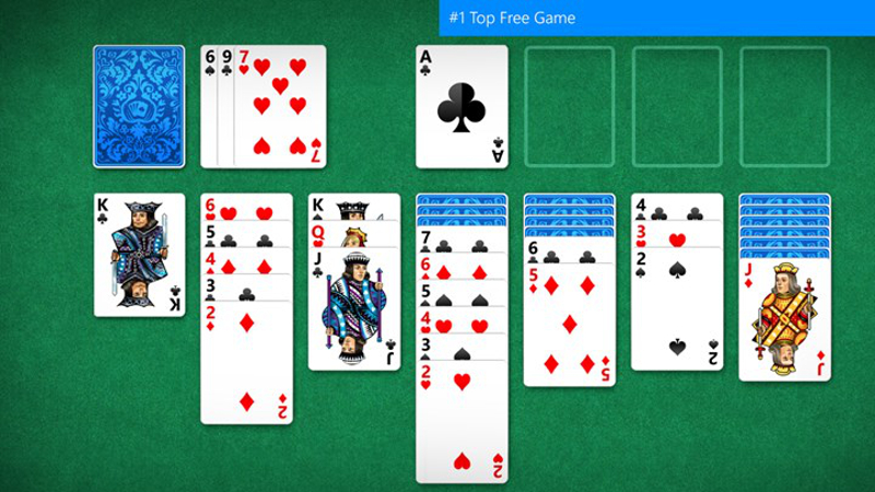 microsoft solitaire card game windows 10