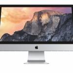 May 2015 base 27-inch iMac with Retina 5K display