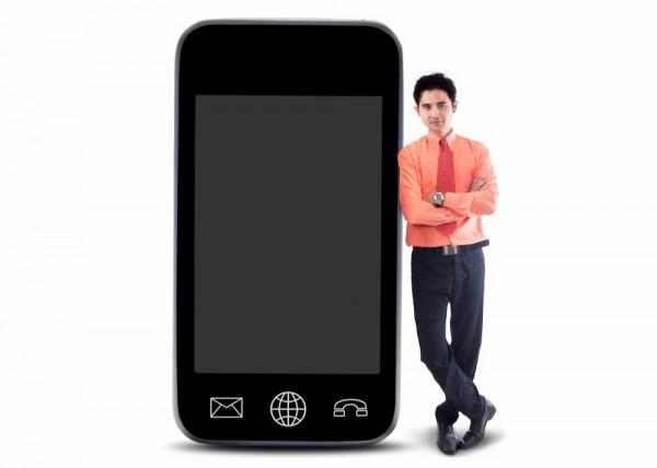 Big Large Oversize Smartphone