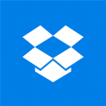 Dropbox for Windows Phone logo