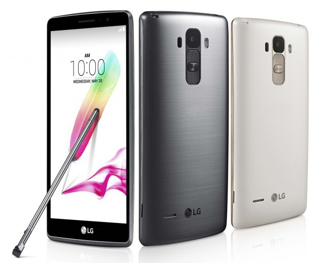 LG G4 Stylus color options
