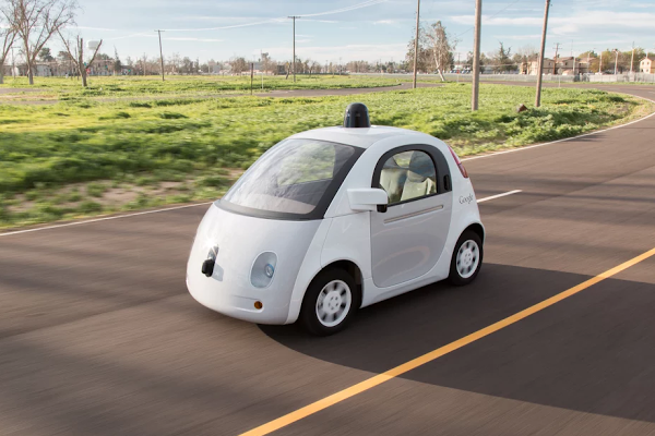 Google's weird-looking self-driving vehicle prototypes