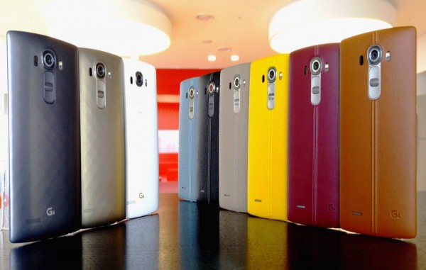 LG G4 Available Colors Back Covers