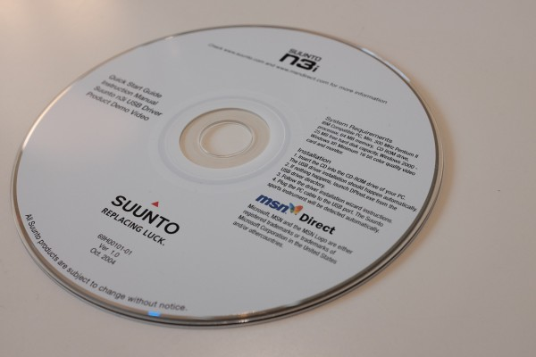 MSN DIrect CD