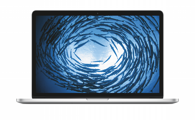 May 2015 refresh 15-inch Apple MacBook Pro with Retina display