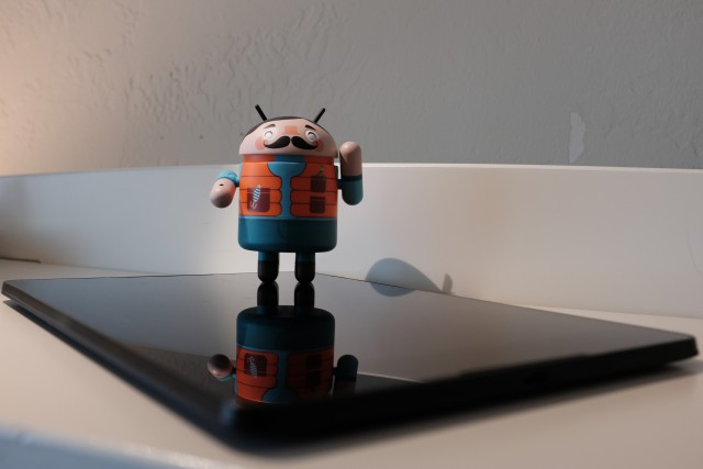 Nexus 9 and Android