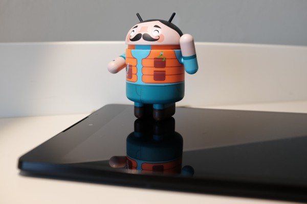 Nexus 9 and Friend