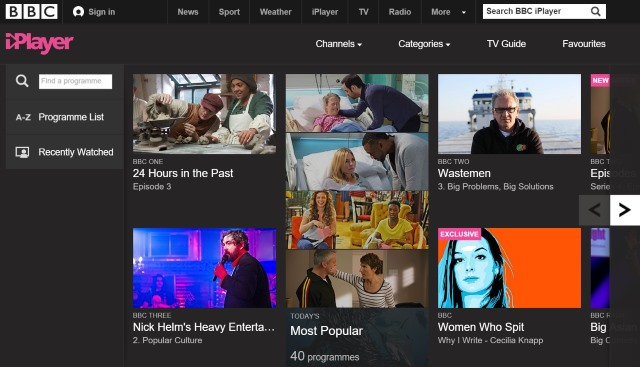 International access to BBC iPlayer ends in two weeks