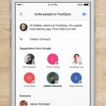 Google bring app invites to iOS and Android