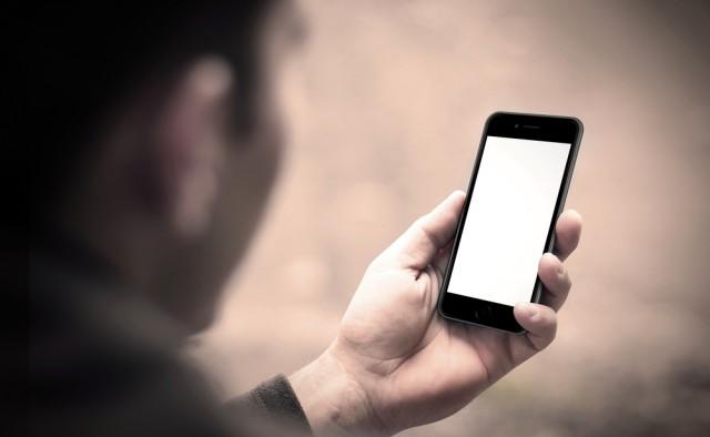 iPhone 6 zeigt einen weißen/leeren Bildschirm, als würde es neu gestartet