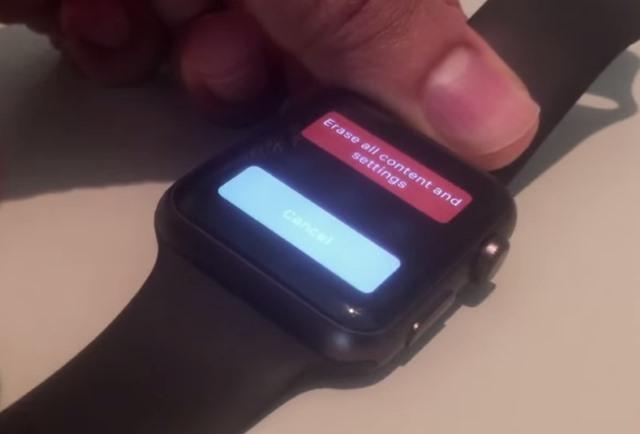 Es ist viel zu einfach, eine Apple Watch zu stehlen