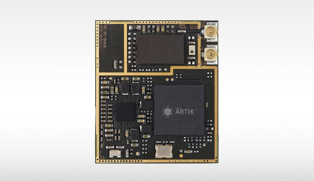 Samsung pushes the Internet of Things with open ARTIK platform
