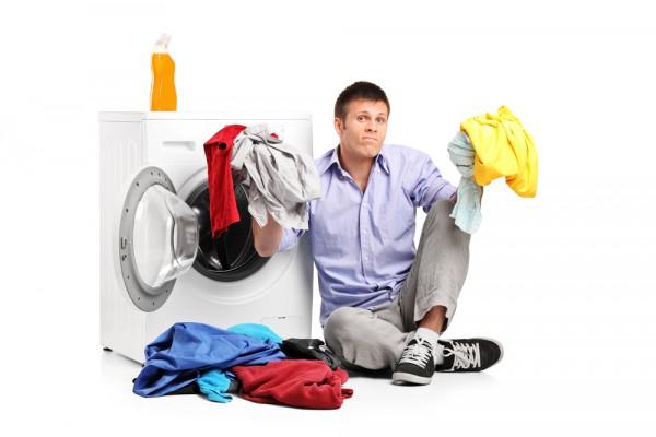 washing machine confusion