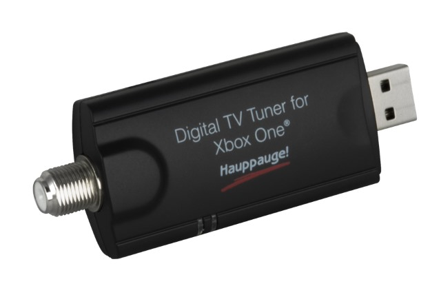 Hauppauge Digital TV Tuner for Xbox One now available