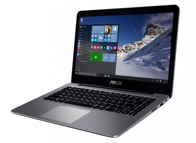 ASUS announces Windows 10-based EeeBook E403SA Chromebook competitor