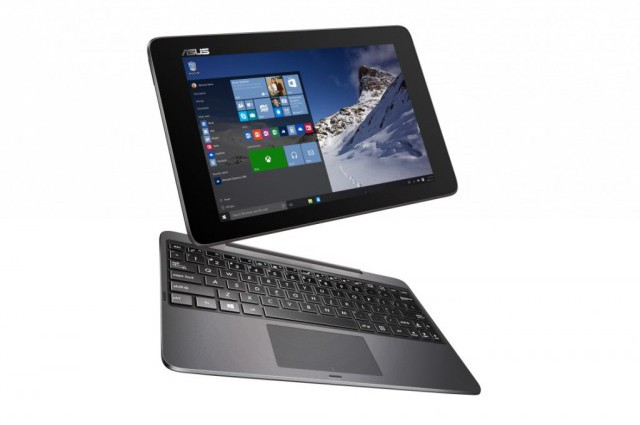 ASUS announces Transformer Book T100HA Windows 10 tablet