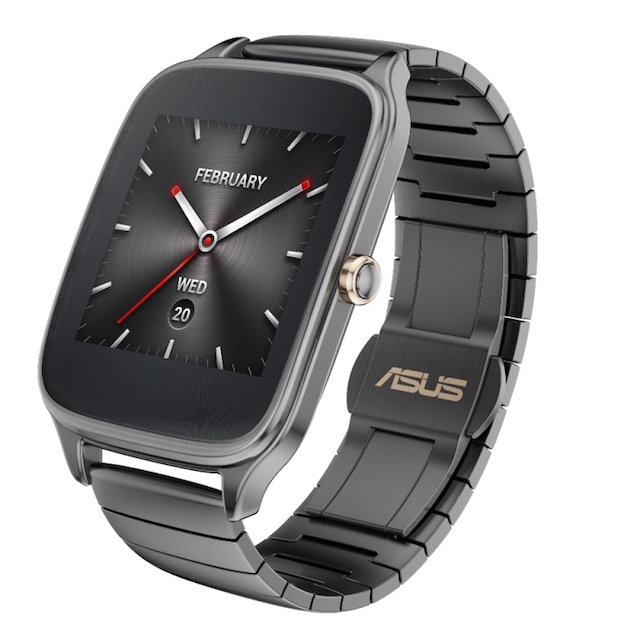 ASUS announces ZenWatch 2 Android Wear smartwatch