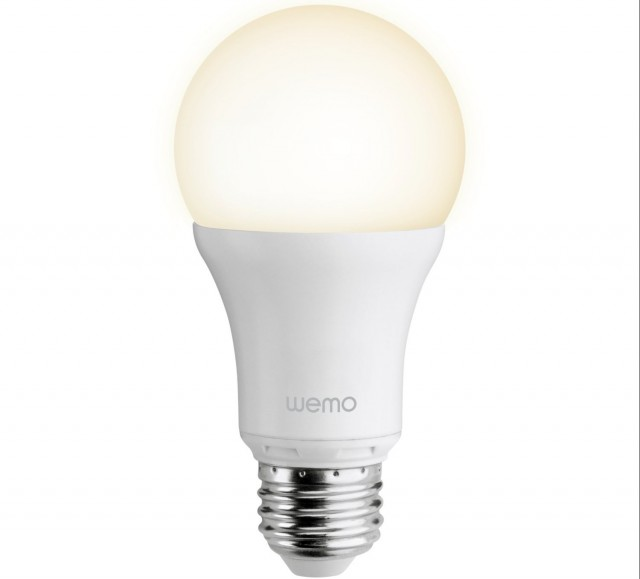 Belkin WeMo Smart Lightbulb