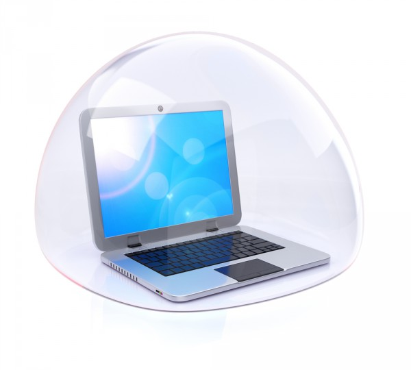 Laptop dome