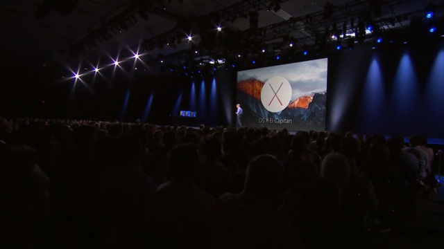 Apple previews OS X 10.11 El Capitan