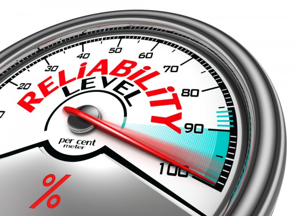 Reliability meter