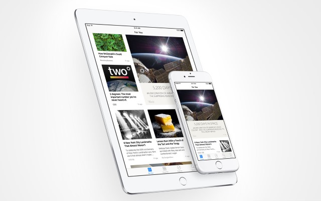Apple's Newsstand is dead; long live News, baked into iOS 9