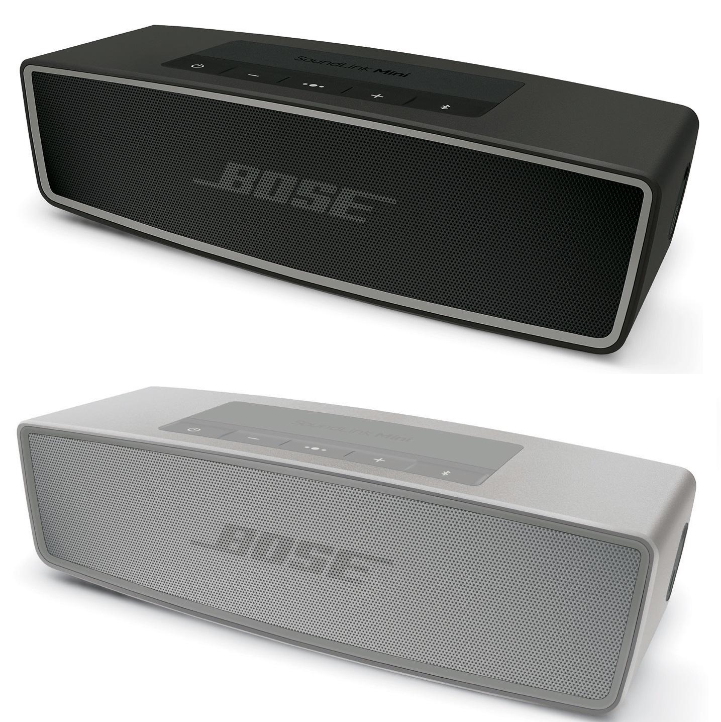 bose announces bluetooth soundlink mini speaker ii. Black Bedroom Furniture Sets. Home Design Ideas