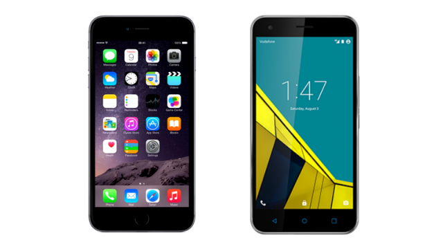 Apple iPhone 6 Plus vs Smart Ultra 6: Which is best for you?