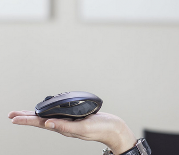 Logitech announces MX Anywhere 2 Wireless Mobile Mouse