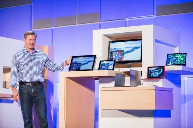 Microsoft reveals new Windows 10 devices
