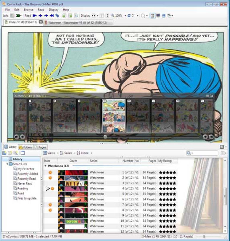 Five free desktop comic viewers | BetaNews