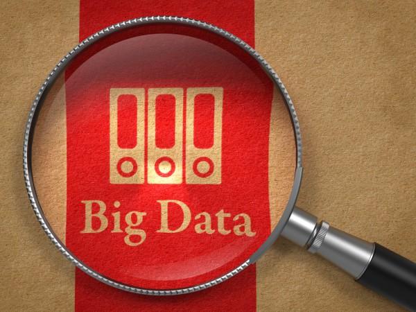 Big data magnifier