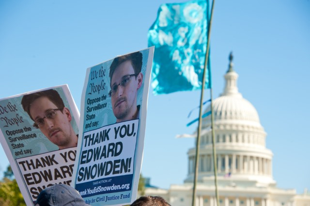 USA Freedom Act passes unamended, limiting NSA surveillance after Snowden's revelations