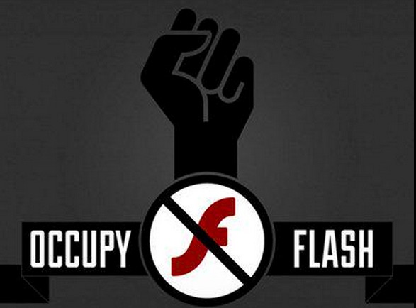 Adobe Flash Blocked in Firefox