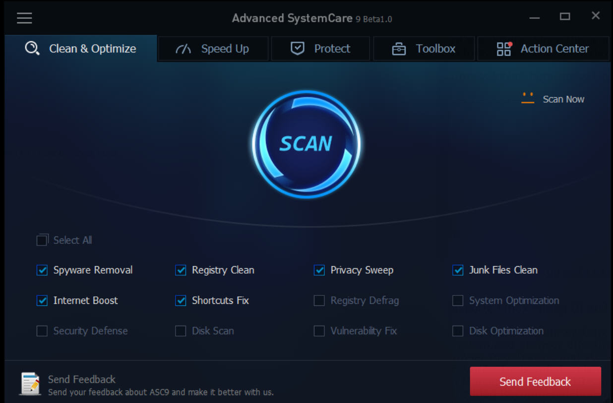 Descargar Advanced SystemCare PRO 9.3 Final + Activador Gratis