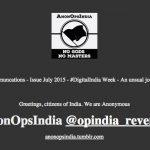 BSNL Hacked AnonOpsIndia