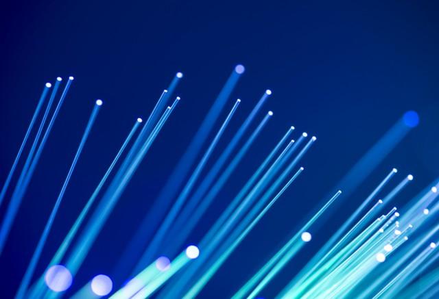 Fiber optic cables optics
