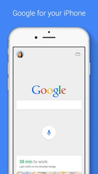 Google Search iOS iPhone