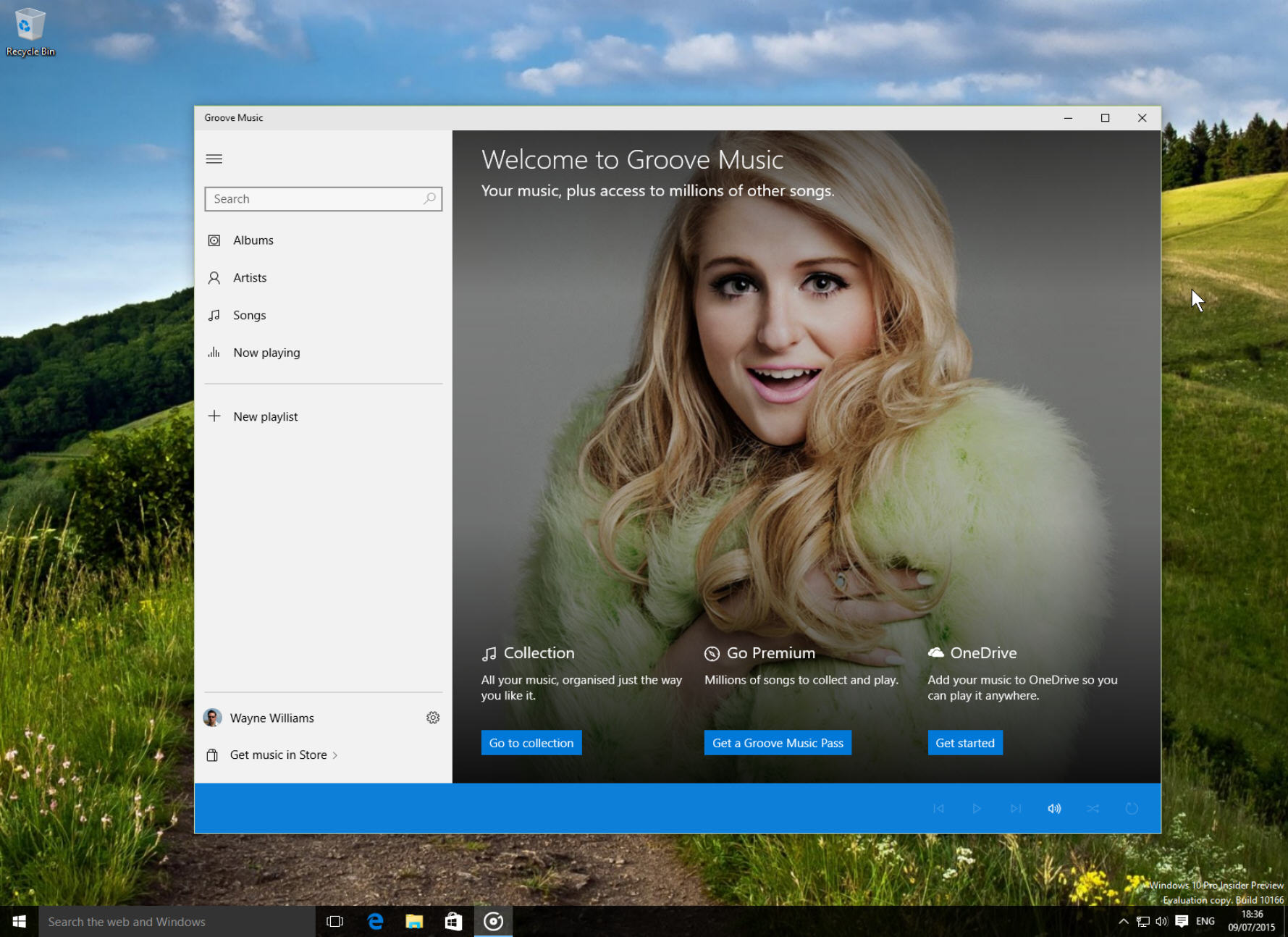 Windows 10 Insider Preview Build 10166 now available on the Fast ring