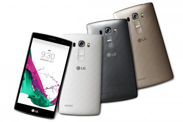 LG G4 Beat color options