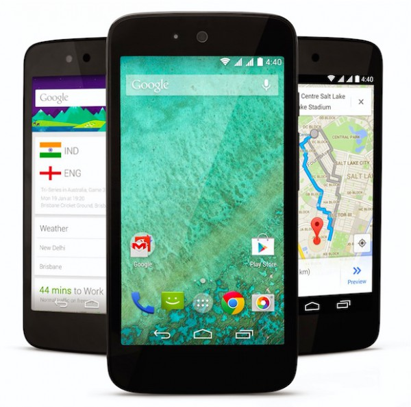 Lava Android One India