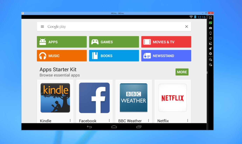 MEmu is an Android 4.2.2 emulator for Windows