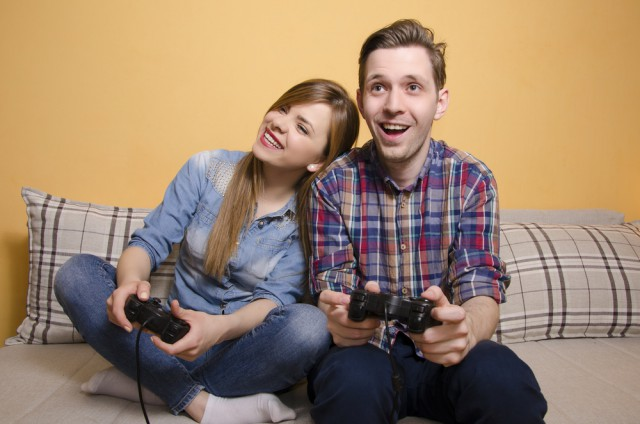 videogames and young people New research suggests that hours of exposure to violent media like video games can make kids react in more hostile ways compared to ones who don't spend lots of time controller-in-hand, reigniting the debate about children and gaming.
