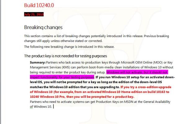 You'll be able to try Windows 10 for free without a ...