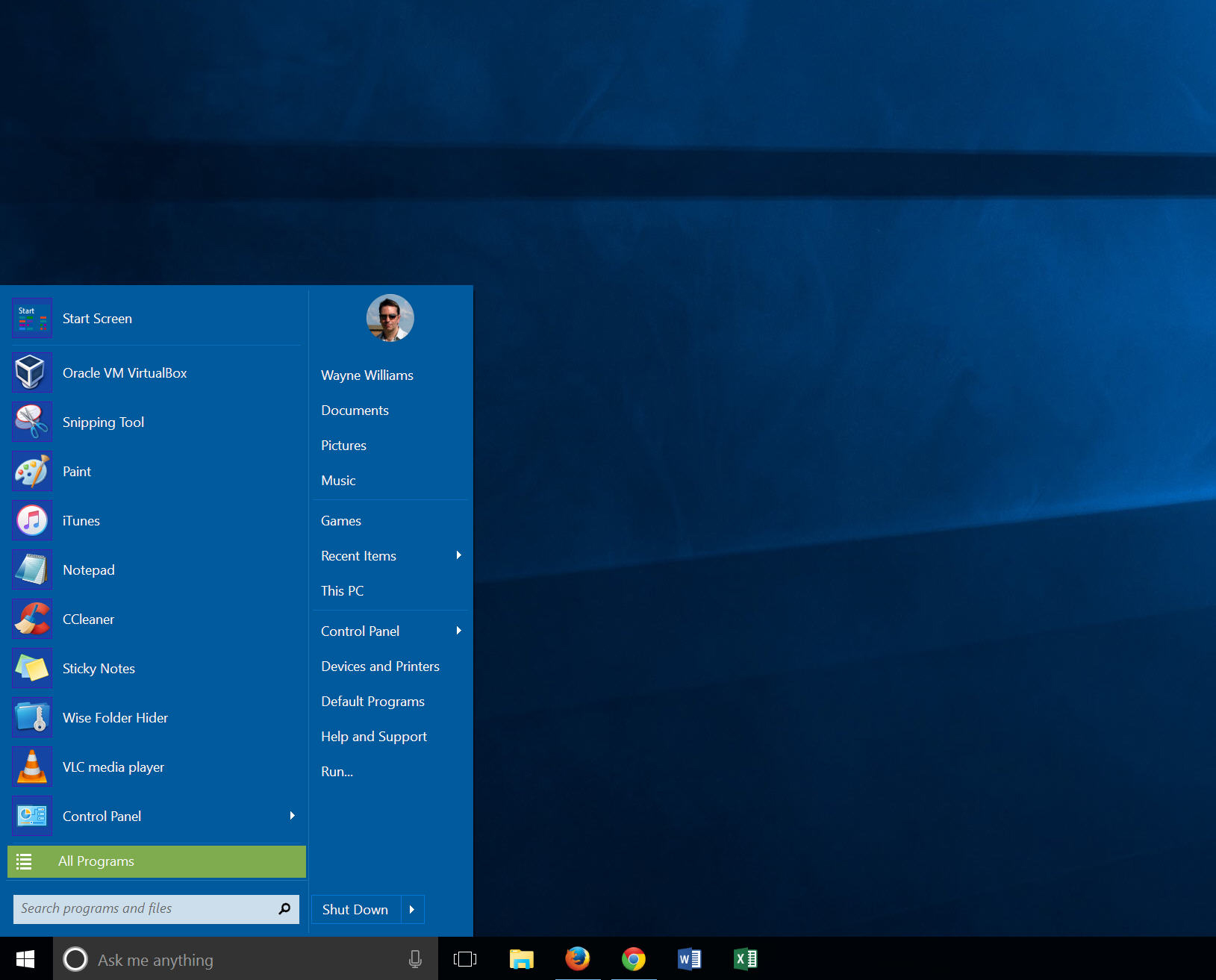 the best alternative start menus for windows 10