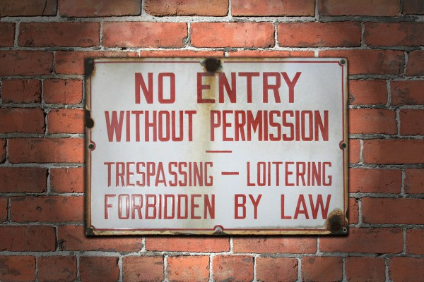 no_entry