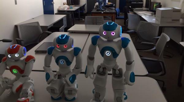 three_wise_robots