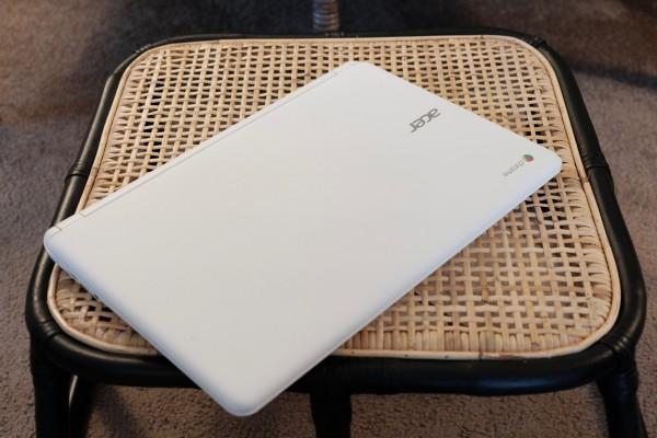 Acer Chromebook 15 Size